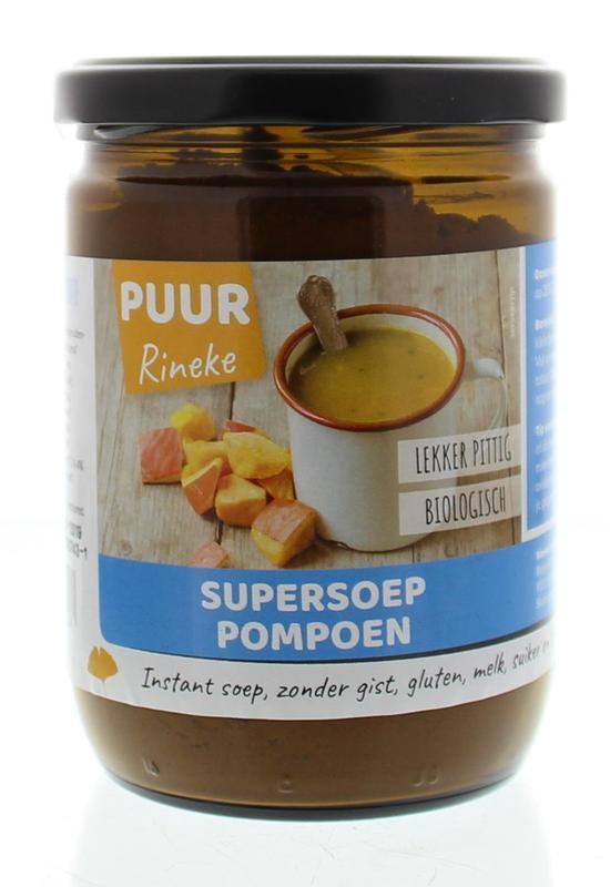 Puur Rineke Puur Rineke Super soep pompoen (196 gram)