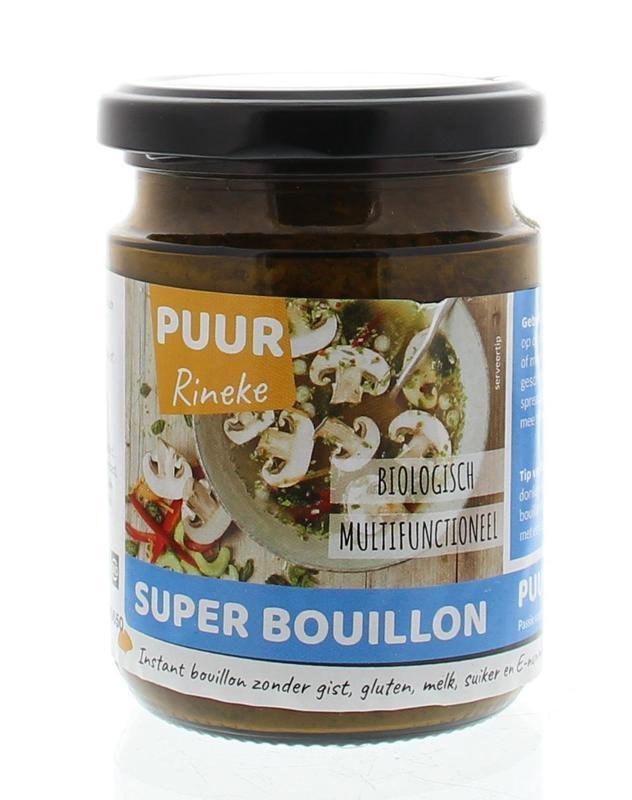 Puur Rineke Puur Rineke Super bouillon bio (160 gram)