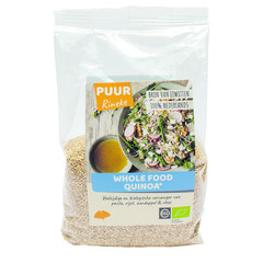 Puur Rineke Wholefood quinoa (500 gram)
