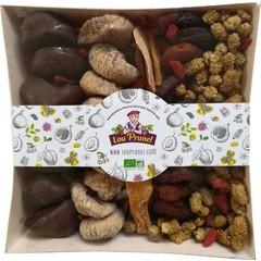 Lou Prunel Giftset met gedroogde vruchten (480 gram)