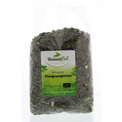 Bountiful Pompoenpitten bio (1 kilogram)