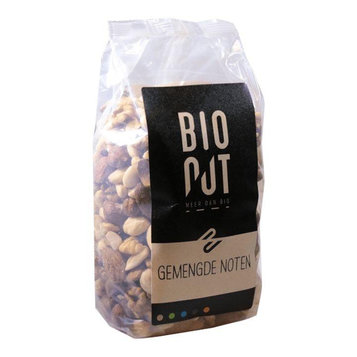 Bionut Bionut Gemengde noten (500 gram)