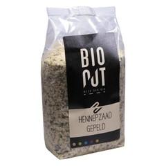 Bionut Hennepzaad gepeld (500 gram)