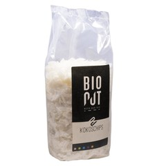 Bionut Kokoschips raw (150 gram)