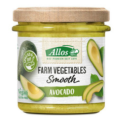 Allos Farm vegetables smooth avocado (140 gram)