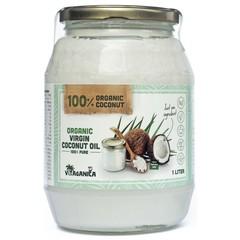 Vitaganica Superior kokosolie virgin bio (1 liter)