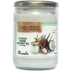 Vitaganica Superior kokosolie virgin bio (500 ml)