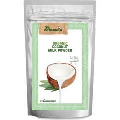 Vitaganica Vegan kokosmelk poeder bio (500 gram)