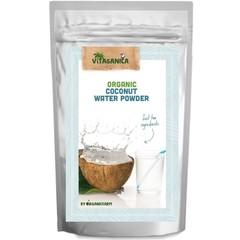 Vitaganica Kokoswater poeder bio (500 gram)