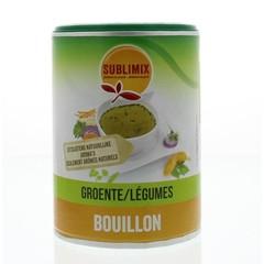Sublimix Groentebouillon glutenvrij (230 gram)