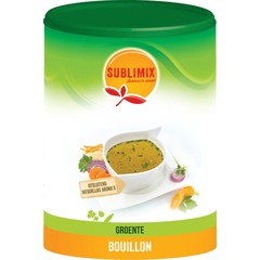 Sublimix Groentebouillon glutenvrij (540 gram)