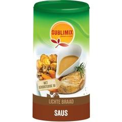 Sublimix Lichte braadsaus glutenvrij (255 gram)