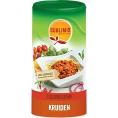 Sublimix Bolognesemix glutenvrij (250 gram)