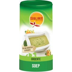Sublimix Tuinkruidensoep glutenvrij (240 gram)
