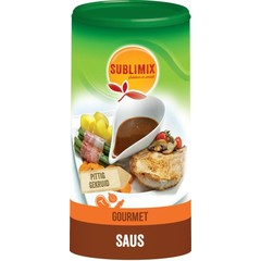 Sublimix Gourmetsaus glutenvrij (280 gram)
