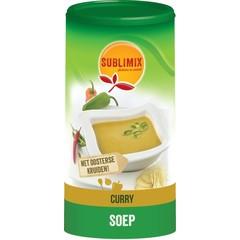 Sublimix Currysoep glutenvrij (256 gram)