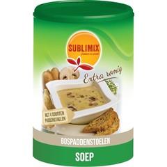 Sublimix Bospaddenstoelensoep glutenvrij (330 gram)