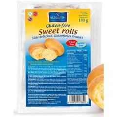 Bezgluten Zoete broodjes (180 gram)