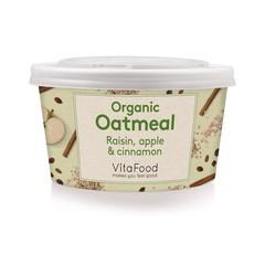 Vitafood Havermout rozijn/appel/kaneel (60 gram)