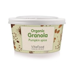 Vitafood Granola pumpkin spice (55 gram)