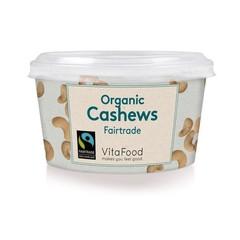 Vitafood Cashewnoten fairtraide (175 gram)