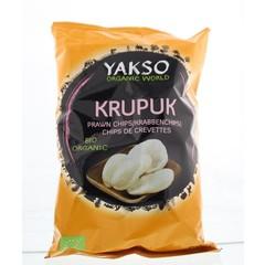 Yakso Krupuk bio (60 gram)
