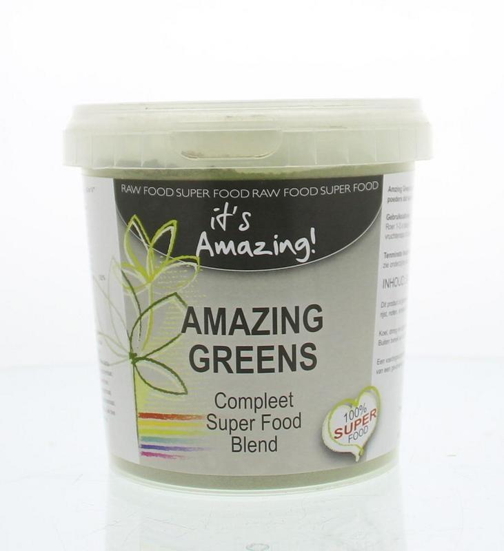 It's Amazing Amazing greens (300 gram)