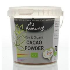 It's Amazing Raw & organic cacao poeder (300 gram)