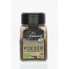 It's Amazing Vanillepoeder bio (15 gram)