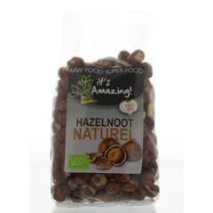 It's Amazing Hazelnoten naturel bruin bio (300 gram)