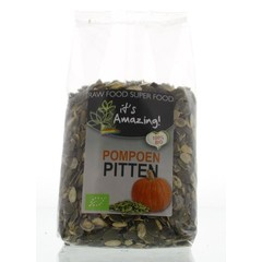 It's Amazing Pompoenpitten bio (500 gram)