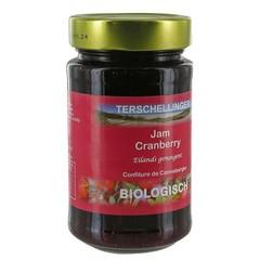 Terschellinger Cranberry jam broodbeleg eko (250 gram)