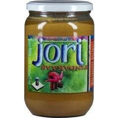 Jori Pindakaas met zout eko (650 gram)