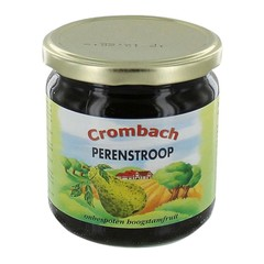 Crombach Perenstroop (450 gram)