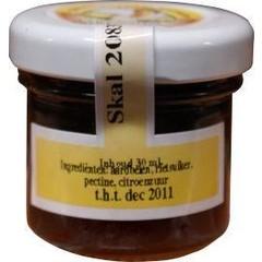 Grootmoeders Aardbeien confiture (30 ml)