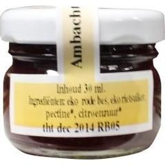 Grootmoeders Rode bessenjam (30 ml)