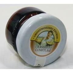 Grootmoeders Cranberry confiture (30 ml)