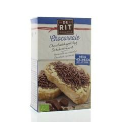 De Rit Chocoreale hagelslag melk (225 gram)