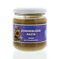 Horizon Zonnebloempasta met zeezout eko (175 gram)