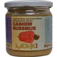 Monki Cashewpasta eko (330 gram)