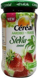 Cereal Cereal Confituur aardbei (225 gram)