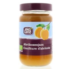 Ekoland Abrikozenjam familiepot (375 gram)