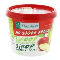 Damhert Fruitstroop appel/peer (450 gram)