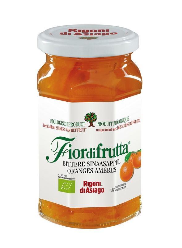 Fiordifrutta Fiordifrutta Sinaasappeljam (260 gram)
