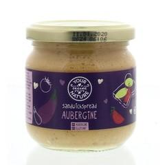 Your Organic Nat Sandwichspread aubergine (180 gram)