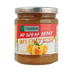 Damhert 100% Abrikozen confiture (315 gram)