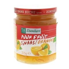 Damhert 100% Sinaasappel confiture (315 gram)