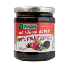 Damhert 100% Woudvrucht confiture (315 gram)