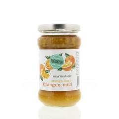 Bionova Sinaasappelmarmelade mild (340 gram)