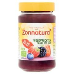 Zonnatura Fruitspread woudvruchten 75% (250 gram)